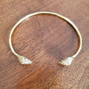 Stella and Dot gold bracelet